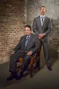 Jon Montagna and Lance Jackson Attorneys at Law