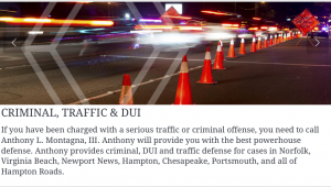 Traffic, DUI & criminal Defense Lawyer