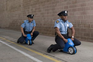 Montagna-Law-Police-On-Toy-Bikes