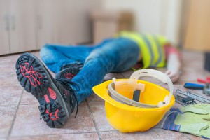 Injured construction worker, workers comp attorneys